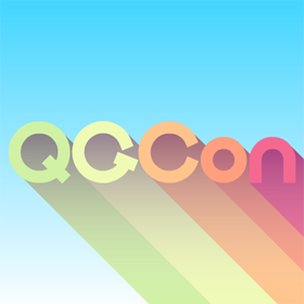 In rainbow colors, QGCon
